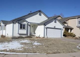 Casa en ejecución hipotecaria in Peyton, CO, 80831,  GLADWATER RD ID: P1266765