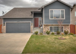 Foreclosure Home in Peyton, CO, 80831,  PORTMARNOCK CT ID: P1266789