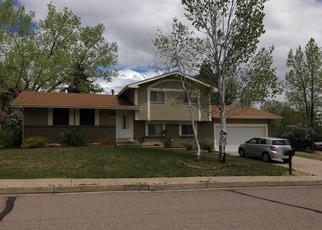 Foreclosed Home en VILLA LOMA DR, Colorado Springs, CO - 80917