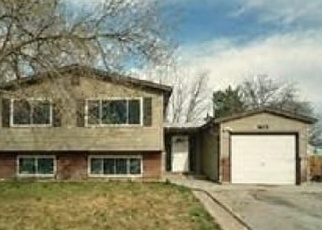Foreclosure Home in Fountain, CO, 80817,  LUNA DR ID: P1266802