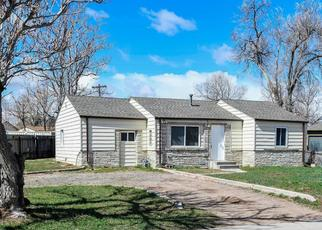 Foreclosure Home in Commerce City, CO, 80022,  OLIVE ST ID: P1267037