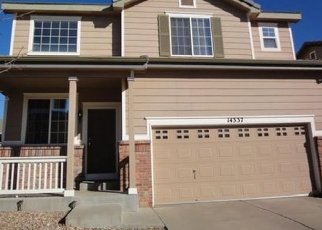 Foreclosure Home in Commerce City, CO, 80022,  E 101ST AVE ID: P1267065