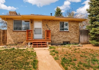 Foreclosure Home in Greeley, CO, 80634,  35TH AVE ID: P1268226