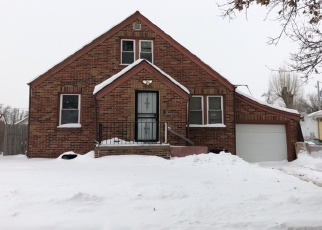 Foreclosed Home in CROWN POINT AVE, Omaha, NE - 68111