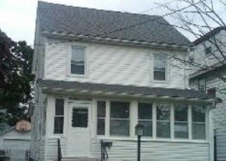 Foreclosure Home in Bloomfield, NJ, 07003,  MARTIN ST ID: P1272192