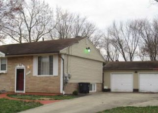 Foreclosed Home en SILVER VALLEY WAY, Suitland, MD - 20746