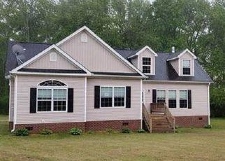 Casa en ejecución hipotecaria in Surry Condado, VA ID: P1277294