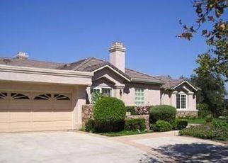 Foreclosed Home en KALINDA PL, Newbury Park, CA - 91320
