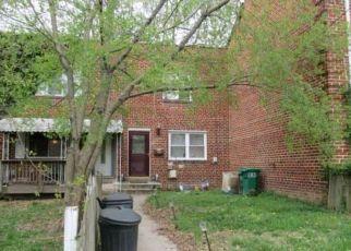 Foreclosed Home en 4TH ST, Laurel, MD - 20707