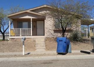 Foreclosed Home en E PARK ESTATES CIR, Tucson, AZ - 85706