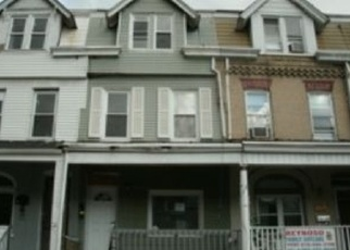 Foreclosed Home en W GORDON ST, Allentown, PA - 18102