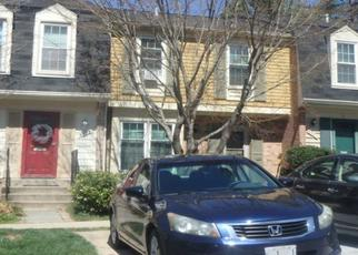 Foreclosed Home en MAPLE LEAF DR, Montgomery Village, MD - 20886