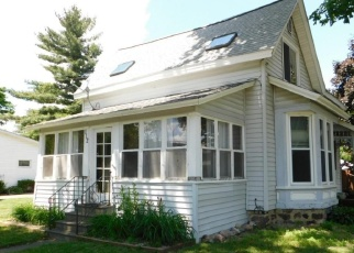 Foreclosure Home in Leslie, MI, 49251,  E RACE ST ID: P1280148