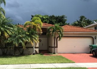 Foreclosed Home in SW 165TH CT, Miami, FL - 33196