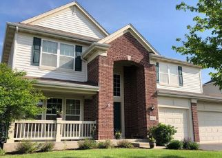 Foreclosed Home in COLONIAL PKWY, Plainfield, IL - 60544