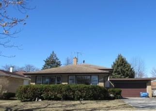 Foreclosed Home in COTTAGE GROVE AVE, South Holland, IL - 60473