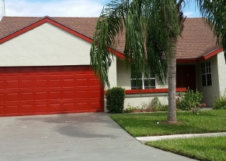 Foreclosed Home in BANYAN CREEK CT, Boynton Beach, FL - 33436
