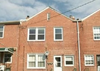 Foreclosed Home en YOSEMITE AVE, Baltimore, MD - 21215