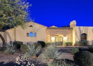 Foreclosed Home en E QUAIL TRACK DR, Scottsdale, AZ - 85266