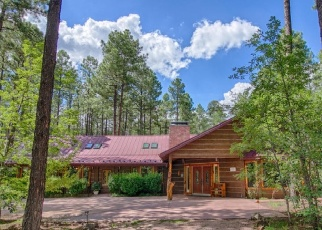 Foreclosed Home in PONDEROSA PKWY, Pinetop, AZ - 85935