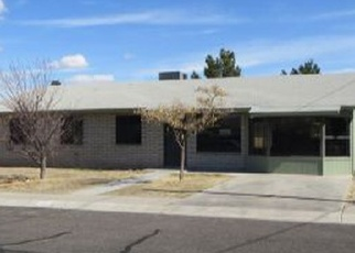 Foreclosed Home in S ROBINSON AVE, Thatcher, AZ - 85552