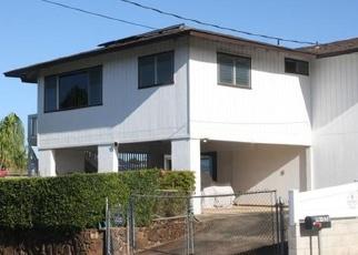 Casa en ejecución hipotecaria in Aiea, HI, 96701, -572 PAIHI ST ID: P1282651