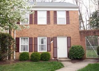 Foreclosed Home en FRONT ROYAL DR, Richmond, VA - 23228