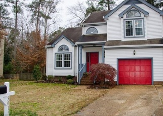 Foreclosed Home en STANFORD PL, Williamsburg, VA - 23185