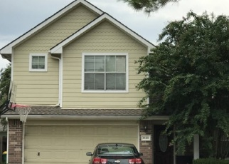 Foreclosed Home in FAIRFIELD PARK WAY, Cypress, TX - 77433