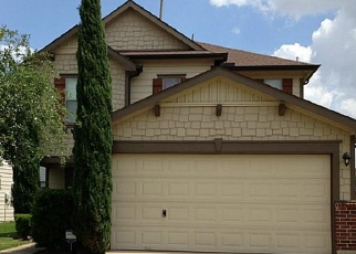 Foreclosed Home in REXINE LN, Cypress, TX - 77433