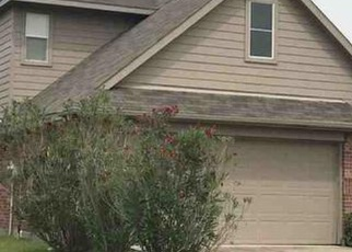 Foreclosed Home in SABINE SPRING LN, Katy, TX - 77449
