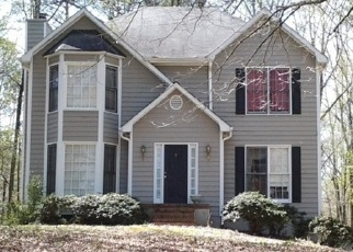 Foreclosed Home en DOUBLETREE DR, Cumming, GA - 30040