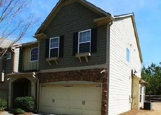 Foreclosed Home en CASTLEBERRY VILLAGE CIR, Cumming, GA - 30040