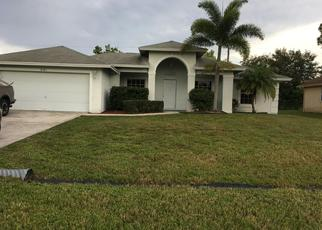 Foreclosed Home in SW DARIEN ST, Port Saint Lucie, FL - 34953