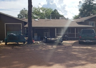 Foreclosed Home in S MUD SPRINGS RD, Payson, AZ - 85541