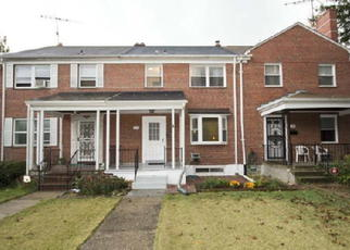 Foreclosed Home in WOODBOURNE AVE, Baltimore, MD - 21239