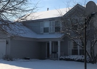 Foreclosed Home in S PETERSBURG DR, Plainfield, IL - 60544