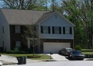 Foreclosed Home en VALLEY CREEK DR, Lithia Springs, GA - 30122