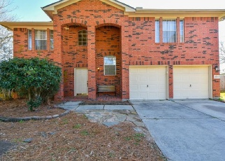 Foreclosed Home in PINSON DR, Cypress, TX - 77429