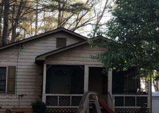 Foreclosed Home in SHORT ST, Canton, GA - 30114