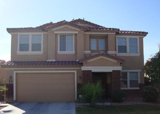 Foreclosed Home in W MORNING GLORY ST, Goodyear, AZ - 85338