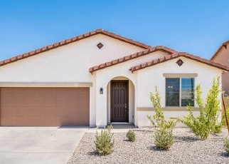 Foreclosed Home in N 158TH DR, Goodyear, AZ - 85338