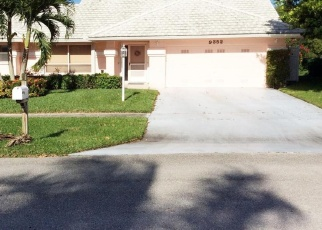 Foreclosed Home in SUN POINTE DR, Boynton Beach, FL - 33437