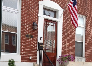 Foreclosed Home en DRUID HILL AVE, Baltimore, MD - 21217