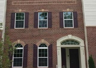Foreclosed Home en ALAN LINTON BLVD E, Frederick, MD - 21703