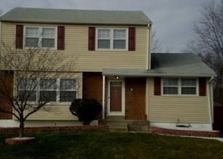Foreclosed Home in LURAY RD, New Castle, DE - 19720