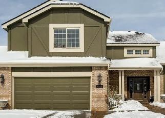 Casa en ejecución hipotecaria in Littleton, CO, 80126,  VENNEFORD RANCH RD ID: P1290894