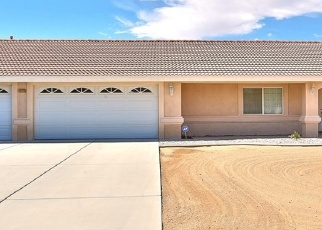 Foreclosed Home en ALGONQUIN RD, Apple Valley, CA - 92308