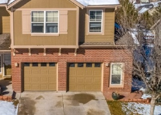 Foreclosed Home en BROADVIEW PL, Castle Rock, CO - 80109