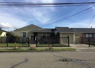 Foreclosed Home in JONES AVE, Oakland, CA - 94603